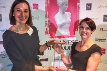 Premio Wellness Aphrodite per il hotel benessere Preidlhof