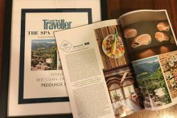 Gewinner des Condé Nast Traveller SPA Awards 2019