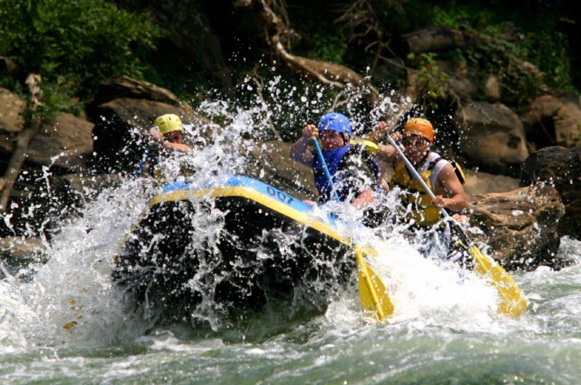 Vacanze sportive all'insegna del canoa