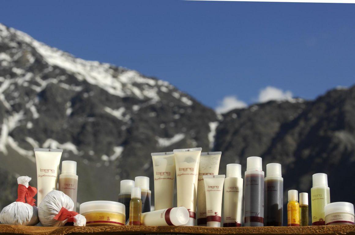 Prodotti cosmetici naturali BERG