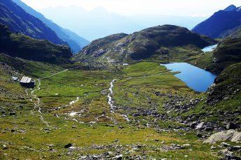 hochsommerliche Bergtour zu den Juwelen des Naturparks Texelgruppe