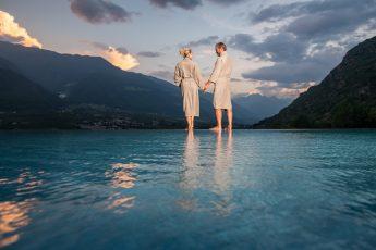Paarbehandlungen im Kuschelhotel Südtirol