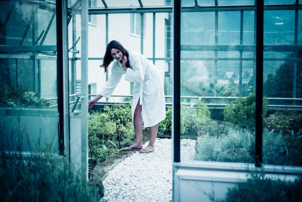 Nachhaltigkeit im Preidlhof - Kräutergarten