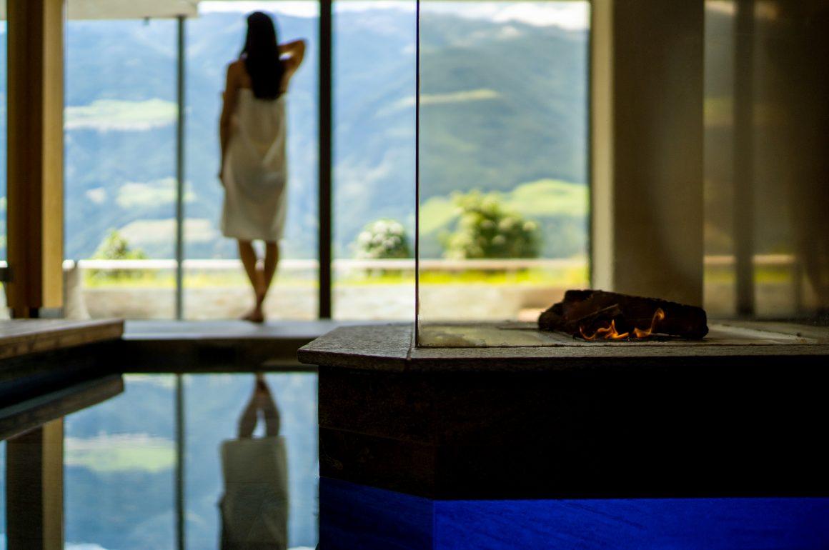 Wellnessurlaub Südtirol - Rund um die Sauna
